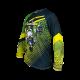 Long Sleeve Jersey Yellow/Green