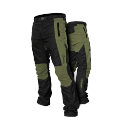 Technical Pants Olivegreen/Black