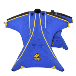 Piranha 4 [M/L] Kingblue/Yellow