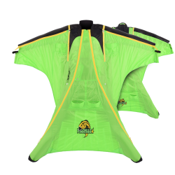 Piranha 4 [XL] Green/Yellow