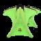 Piranha 4 [XL] Green/Yellow