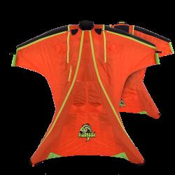 Piranha 4 [XL] Orange/Green