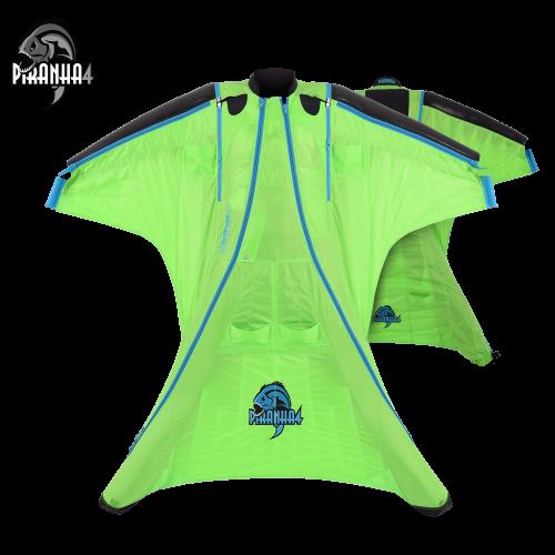 Piranha 4 [L] Green/Turquoise