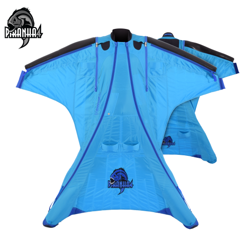 Piranha 4 [M] Turquoise/Kingblue