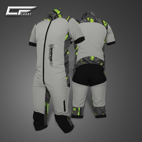Freefly CF Short Man [XL] Lightgrey/Print29