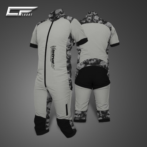 Freefly CF Short Man [L] Lightgrey/Print30