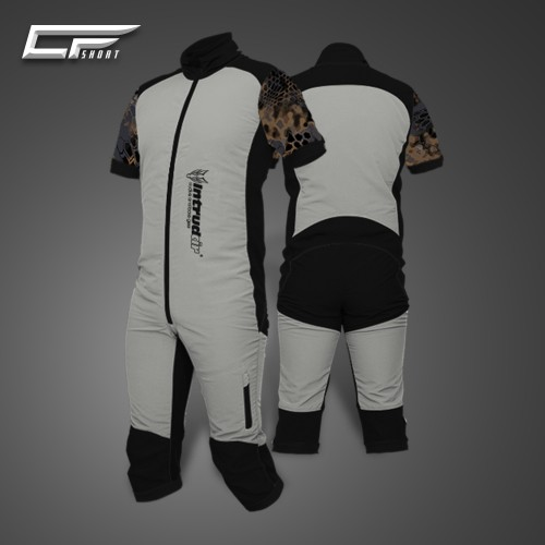Freefly CF Short Man [L] Lightgrey/PrintKryptek