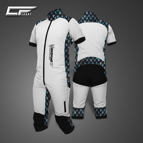 Freefly CF Short Man [L] White/Print26