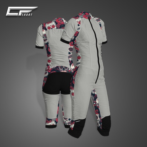 Freefly CF Short Woman [L] Lightgrey/Print34