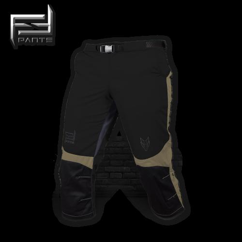 Black / Beige Freefly Short Pants