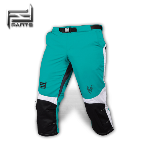 Turquoise Freefly Short Pants