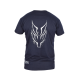 T-Shirt Marineblue