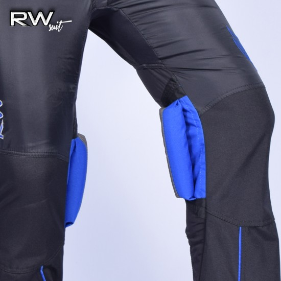 Woman RW Suit Red
