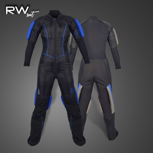 Woman RW Suit Blue