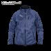 Softshell Jacket Blue Melange [Hood]