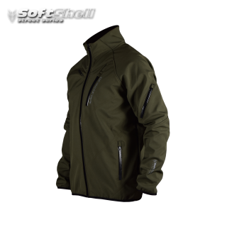 Softshell Jacket Olivegreen