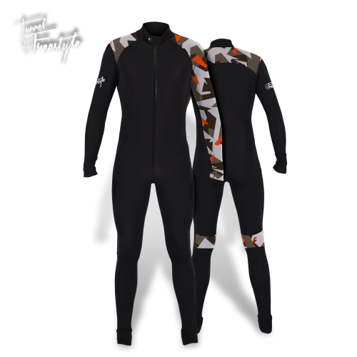Tunnel Freestyle Man [L Slim] Black/Print28