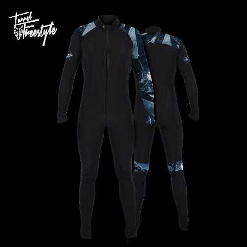 Tunnel Freestyle Man [M] Black/PrintGlass
