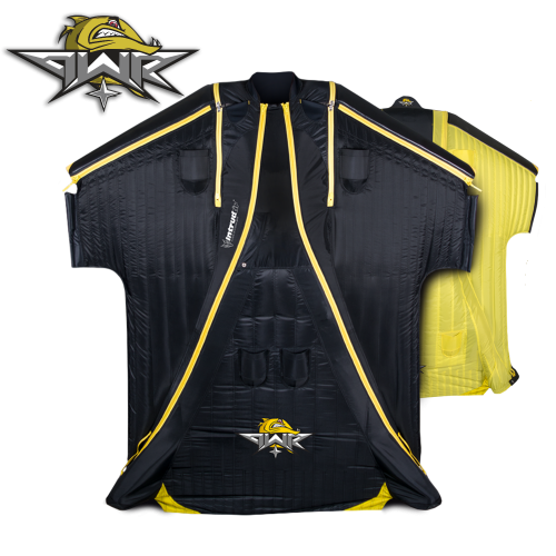 Barracuda PWR + [L] Black/Yellow (used)
