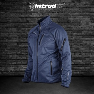 Softshell Jacket Blue Melange
