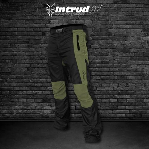 Technical Pants Olivegreen/Black