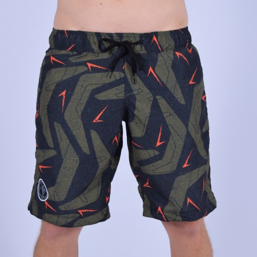 Men Funky Shorts L