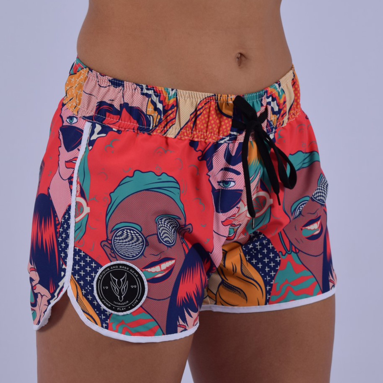 Women Funky Shorts S