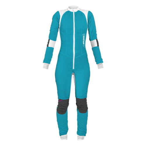 Freefly CF Woman [L] Turquoise/White