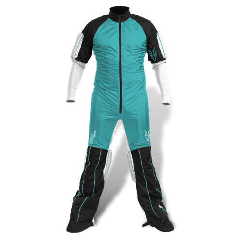 RW Comp [L Big] Black/Turquoise