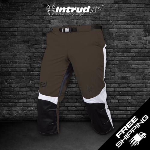 Brown Freefly Short Pants