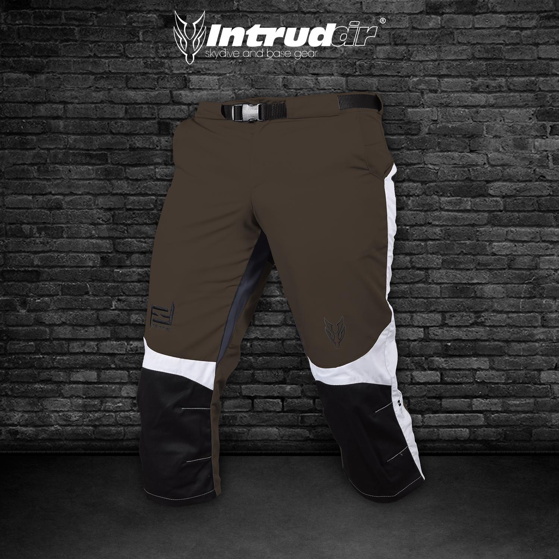 Brown Freefly Short Pants