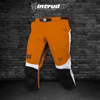 Orange Freefly Short Pants