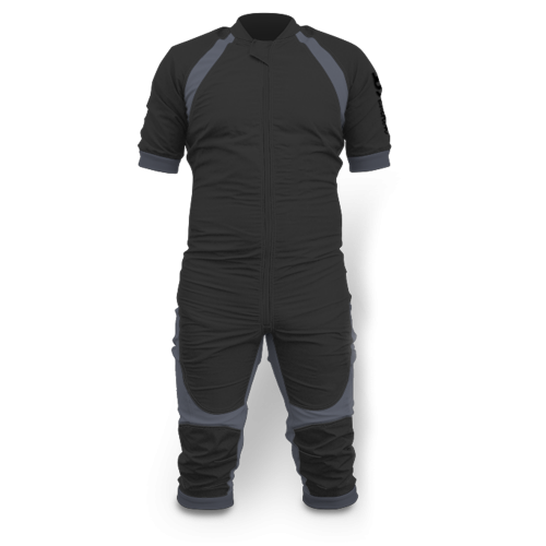 DBC Short [L] Normal Black/Grey