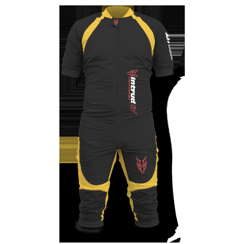 DBC Short [M] Normal Black/Yellow