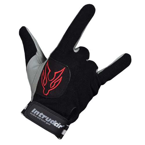 Skydive Gloves Black