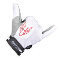 Skydive Gloves White