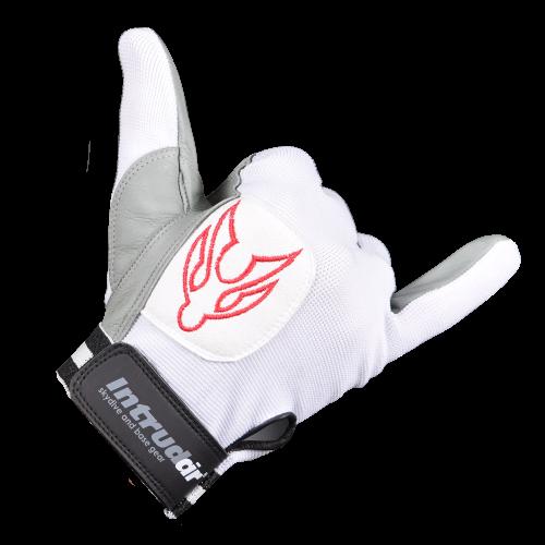 Skydive Gloves White