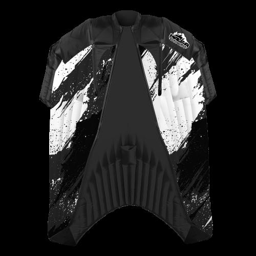 Half-A [L] Printed Black/White