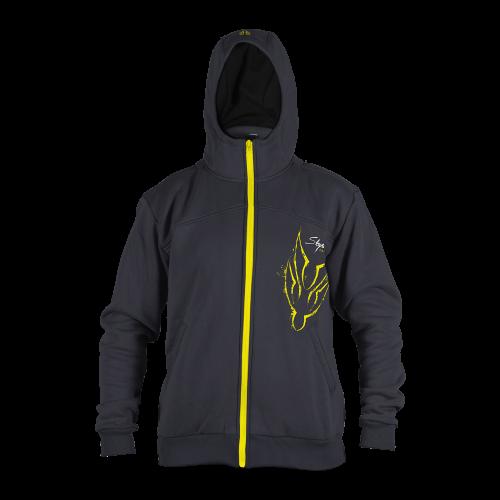 Black/Yellow Hoodie