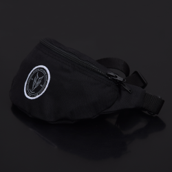 Black Small Bum Bag