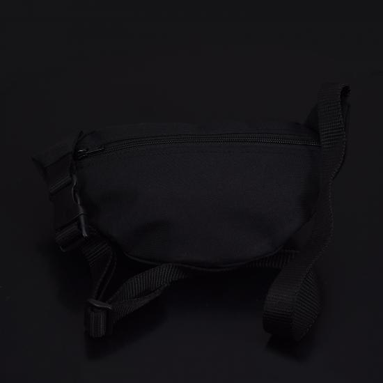 Black Small Bum Bag