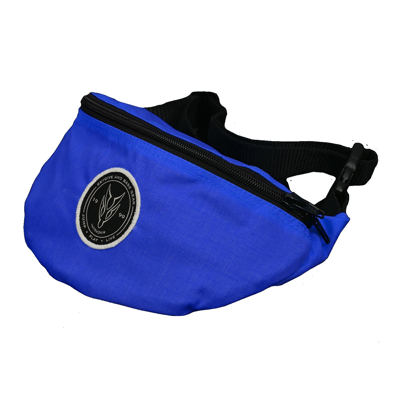 Blue Small Bum Bag