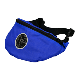 Blue Small Bum Bag