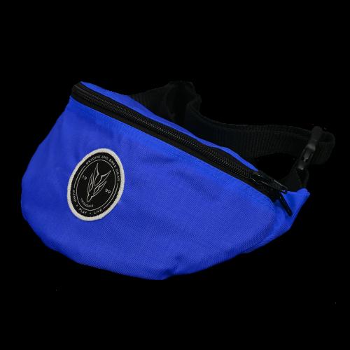 Blue Classic Small Bum Bag