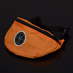 Orange Small Bum Bag