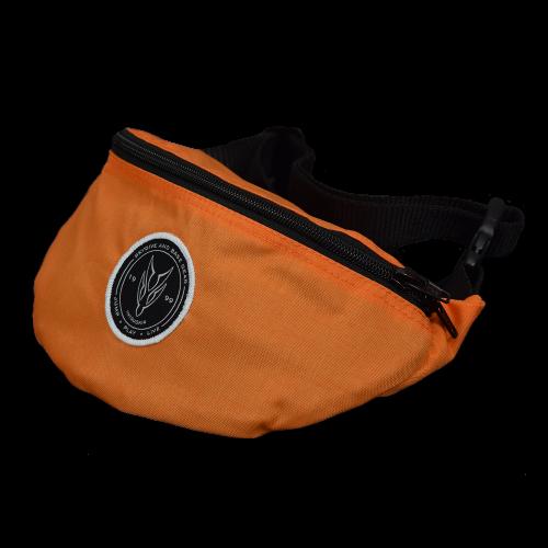 Orange Classic Small Bum Bag