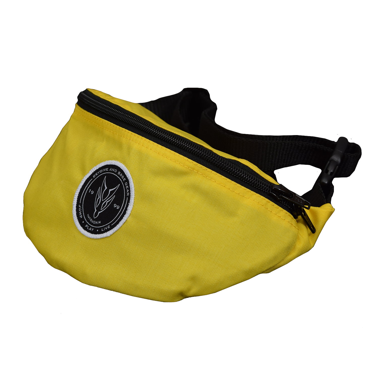 Yellow Classic Small Bum Bag