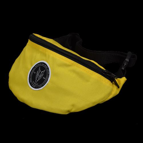 Yellow Classic Small Bum Bag