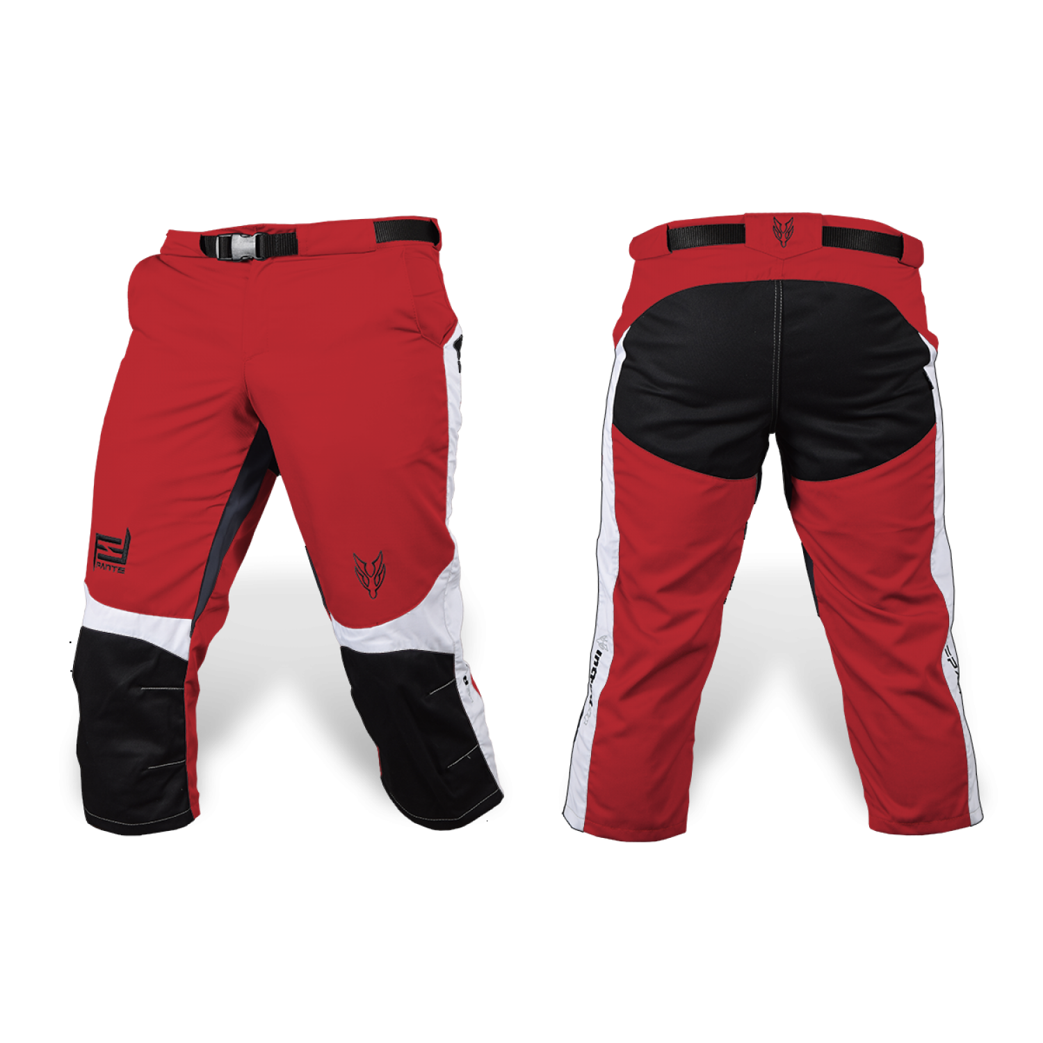 Red Freefly Short Pants