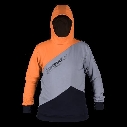 Summer Hoodie Orange